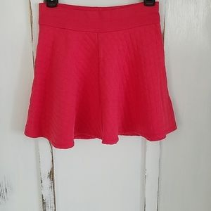 Salmon girls skirt